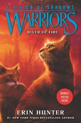 Erin Hunter Warriors A Vision Of Shadows #5 River Of Fire
