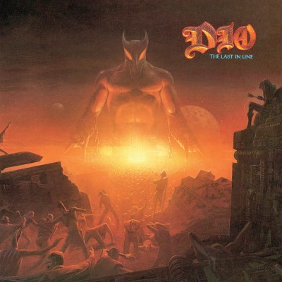 Dio Last In Line (blue Vinyl) Remastered Syeor 2018 Exclusive
