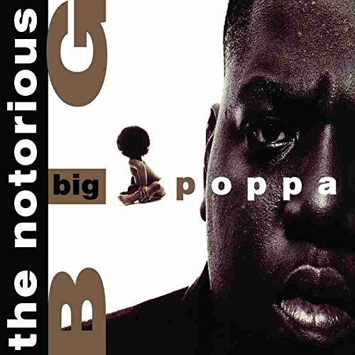 "The Notorious B.I.G. Big Poppa White 12"" Single Syeor 2018 Exclusive"