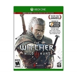 Xbox One Witcher 3 Wild Hunt Replenishment Sku