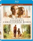 Goodbye Christopher Robin Gleeson Robbie Macdonald Blu Ray DVD Dc Pg