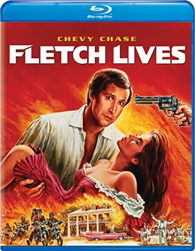 Fletch Lives Chase Holbrook Phillips Blu Ray Mod This Item Is Made On Demand Could Take 2 3 Weeks For Delivery