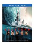 Geostorm Butler Sturgess Cornish Blu Ray DVD Dc Pg13