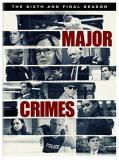 Major Crimes Season 6 DVD