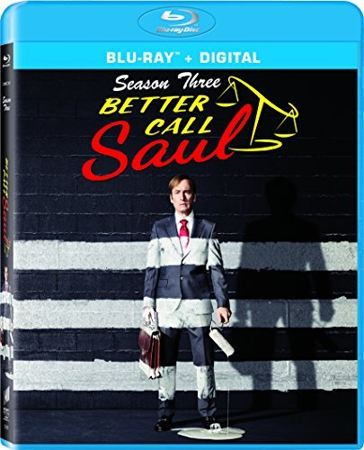 Better Call Saul Season 3 Blu Ray