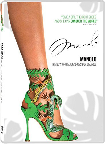 Manolo The Boy Who Made Shoes For Lizards Manolo Blahnik DVD Nr
