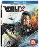 Wolf Warrior 2 Jing Grillo Blu Ray DVD Nr
