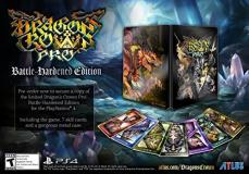 Ps4 Dragons Crown Pro Battle Hardened Edition