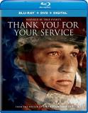 Thank You For Your Service Teller Bennett Blu Ray DVD Dc R