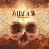 As I Lay Dying Frail Words Collapse (brown Yellow Vinyl) Ltd To 1500 In The Us