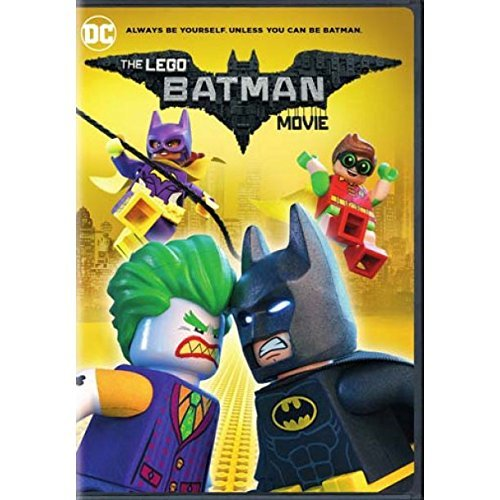Lego Batman Movie Lego Batman Movie DVD Pg