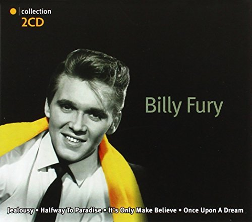 Billy Fury Billy Fury (orange Collection)