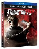 Friday The 13th Ultimate Collection Blu Ray
