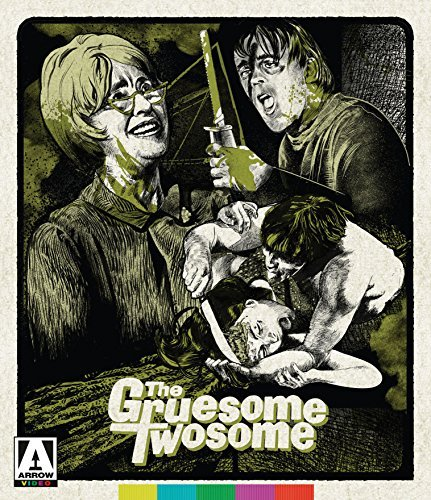 Gruesome Twosome Martell Bedell Blu Ray Nr