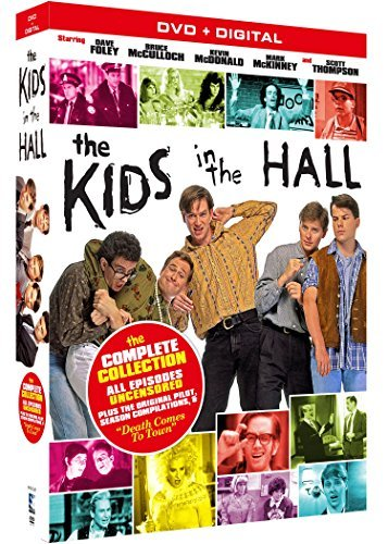 Kids In The Hall Complete Collection DVD