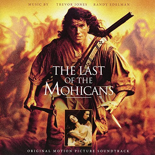 The Last Of The Mohicans Original Motion Picture Soundtrack (sepia Toned Vinyl) Limited Sepia Toned Vinyl Edition 2 Lp