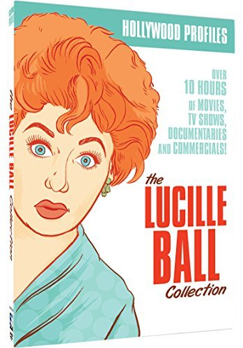 Lucille Ball Hollywood Profile DVD G