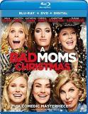 Bad Moms Christmas Kunis Bell Hahn Sarandon Blu Ray DVD Dc R