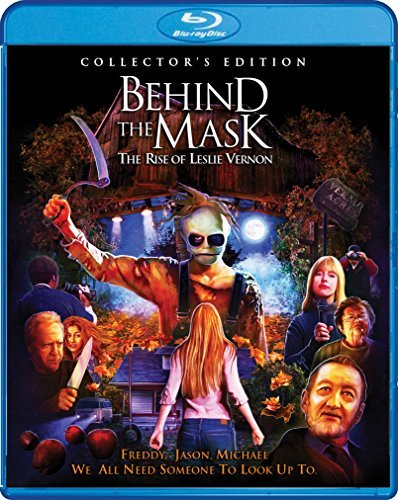Behind The Mask The Rise Of Leslie Vernon Wilson Baesel Blu Ray R