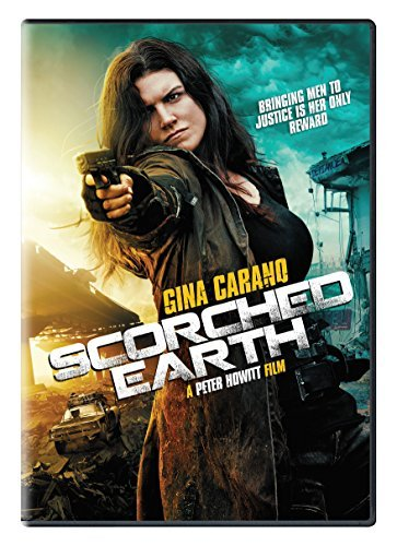 Scorched Earth Carano Hannah DVD R