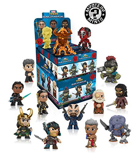 Figurine Funko Mini Thor Ragnarok Collectible Mystery Figu