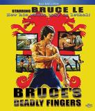 Bruce's Deadly Fingers Bruce's Deadly Fingers Blu Ray R