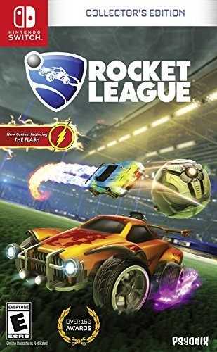Nintendo Switch Rocket League Ce