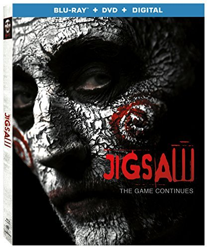 Saw Jigsaw Passmore Bell Rennie Blu Ray DVD Dc R
