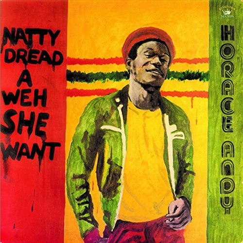 Horace Andy Natty Dread A Weh She Went Lp