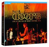 The Doors Live At The Isle Of Wight Festival 1970 CD Blu Ray Combo