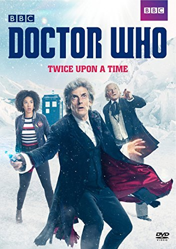 Doctor Who Twice Upon A Time DVD