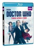 Doctor Who Twice Upon A Time Blu Ray Nr