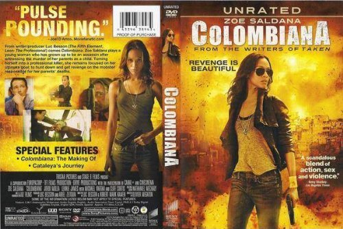 Colombiana Saldana Molla James Vartan