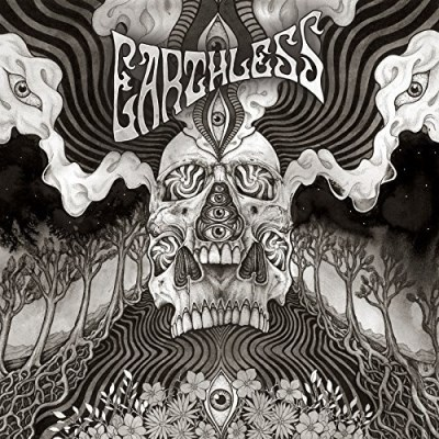 Earthless Black Heaven (clear & Black Vinyl)