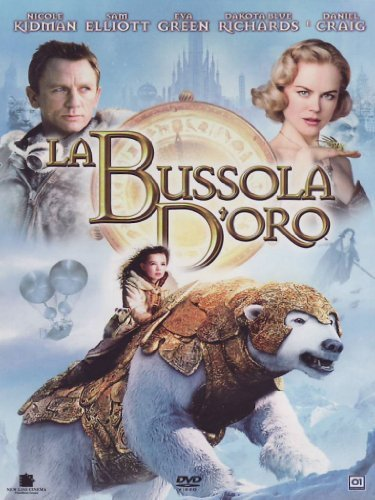 The Golden Compass (la Bussola D'oro) Kidman Craig Highmore Region 2