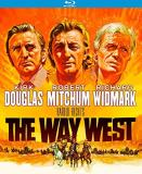 Way West Douglas Mitchum Widmark Blu Ray Nr