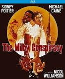 Wilby Conspiracy Poitier Caine Blu Ray Pg