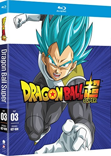 Dragon Ball Super Part 3 Blu Ray Nr