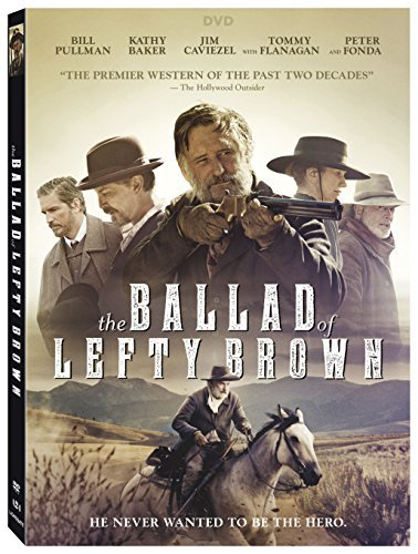 Ballad Of Lefty Brown Pullman Baker Fonda DVD R