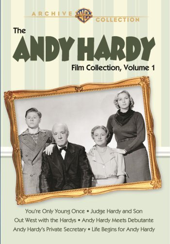 Andy Hardy Collection Volume 1 DVD Mod This Item Is Made On Demand Could Take 2 3 Weeks For Delivery