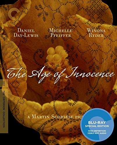 Age Of Innocence Lewis Pfeiffer Ryder Blu Ray Criterion Pg