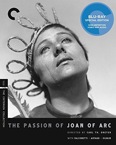 The Passion Of Joan Of Arc The Passion Of Joan Of Arc Blu Ray Criterion