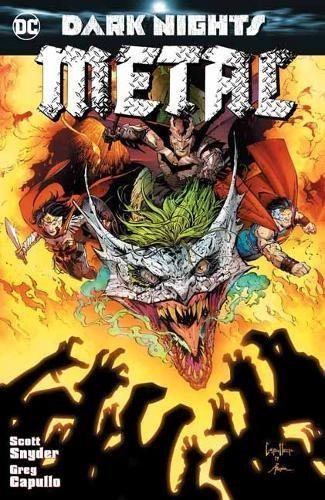 Scott Snyder Dark Nights Metal Deluxe Edition