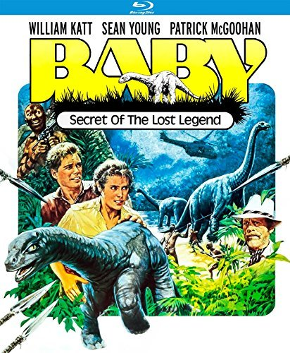 Baby Secret Of The Lost Legend Katt Young Mcgoohan Blu Ray Pg