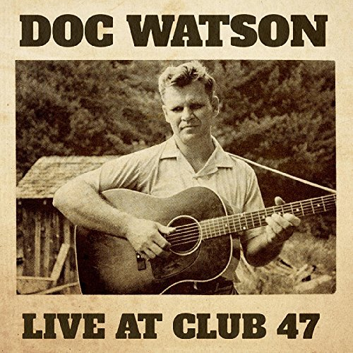 Doc Watson Live At Club 47 2lp Download Card Included