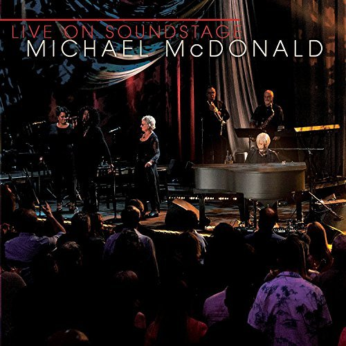 Michael Mcdonald Live On Soundstage CD DVD