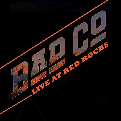 Bad Company Live At Red Rocks CD DVD