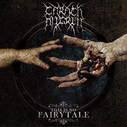 Carach Angren This Is No Fairy Tale (transparent Green & Black Vinyl Mix ) Gatefold Cover