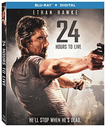 24 Hours To Live Hawke Qing Hauer Blu Ray Dc R