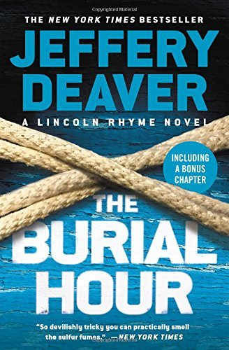 Jeffery Deaver The Burial Hour